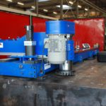 On Site Machining, Mobiel frezen, Mobiel verspanen