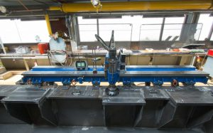 On Site Machining, Mobiel Frezen, De Wiel Services