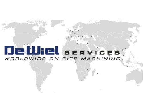 Nieuw logo De Wiel Services World Wide On Site Machining
